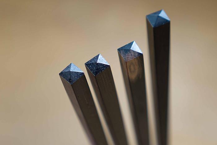 Konrad's rosewood chopsticks 700 Chopstick Master - Bridge City Tool Works