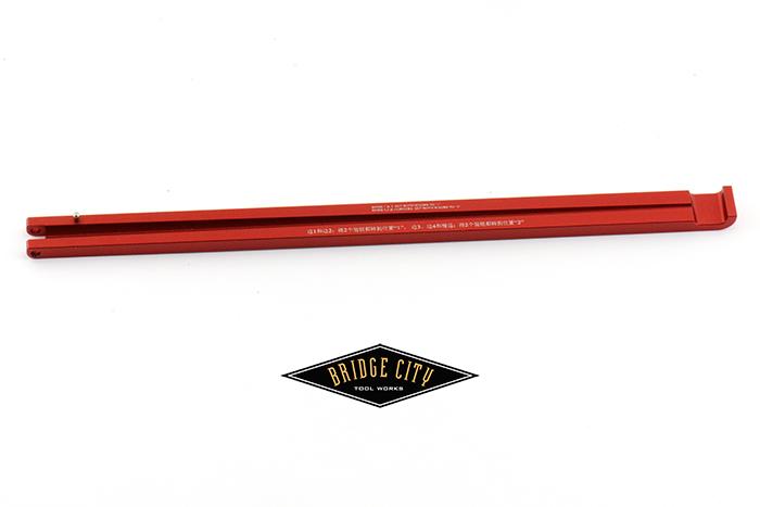 Red Arm Chopstick Master - Bridge City Tool Works
