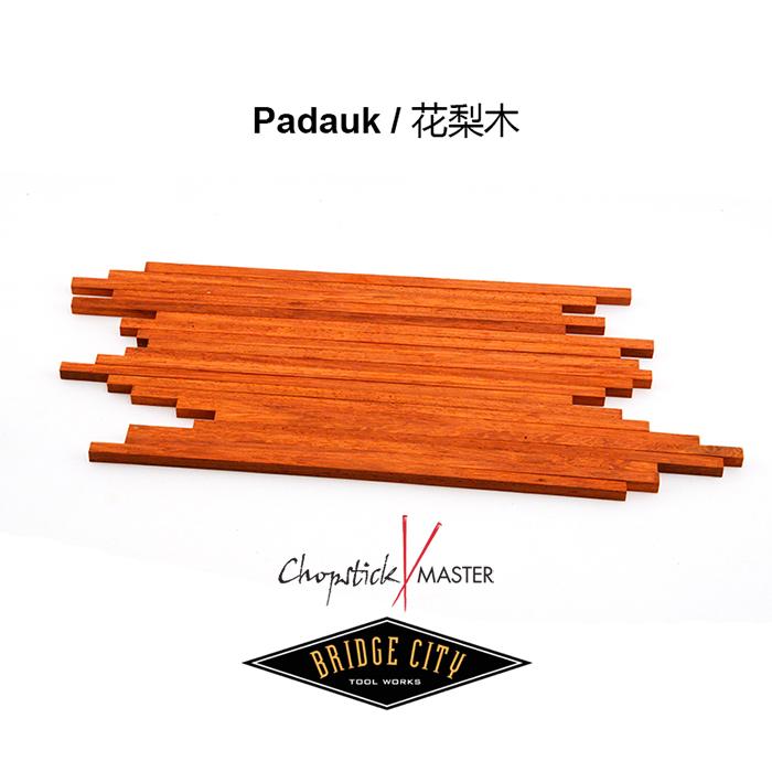 Padauk 700 - Chopsticks - Chopstick Master