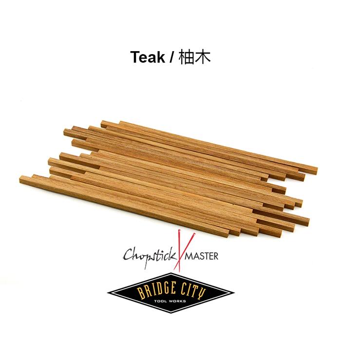 Teak 700 - Chopsticks - Chopstick Master