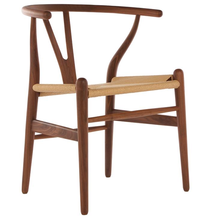 Hans Wagner Wishbone Chair