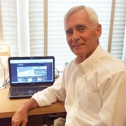 Mark Strahler, BCTW President